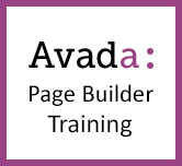 Avada Page Builder Training Class